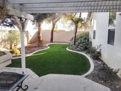 Rosamond's artificial grass authority