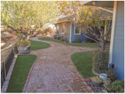 Leona Valley Synthetic lawn
